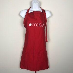 Macy's Employee Apron Women Halloween Costume #267